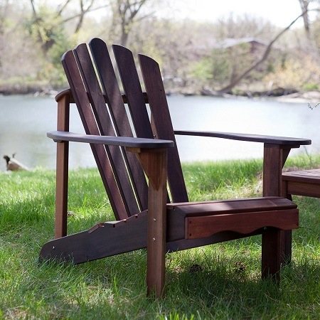 Wooden Chair of Richmond Adirondack Chair Set