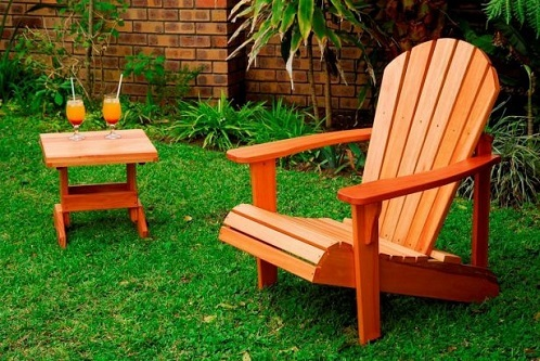 Adirondack Chair UV Resistant