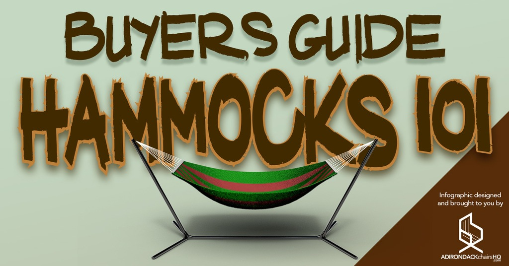 Hammock buyer guide