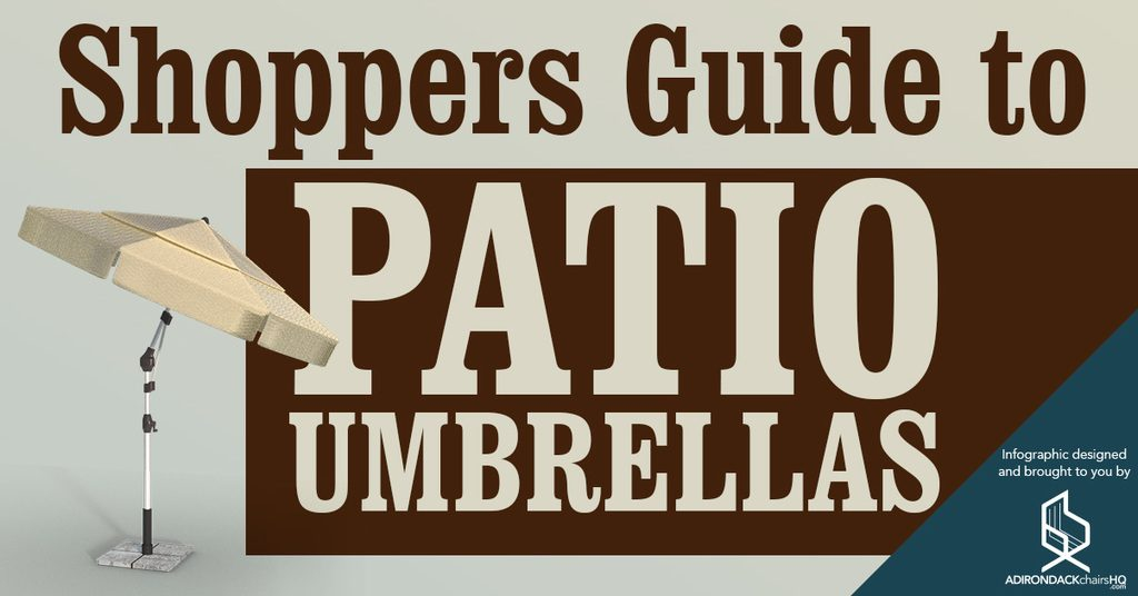Shopper's Guide Patio Umbrella