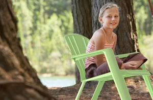 children's plastic Adirondack chairs