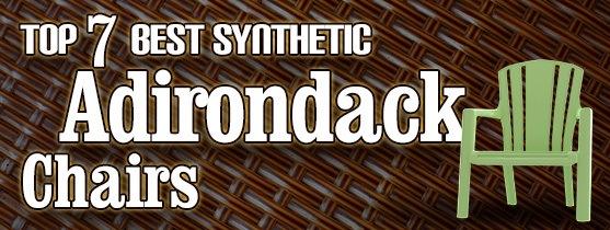 Synthetic Adirondack Chair