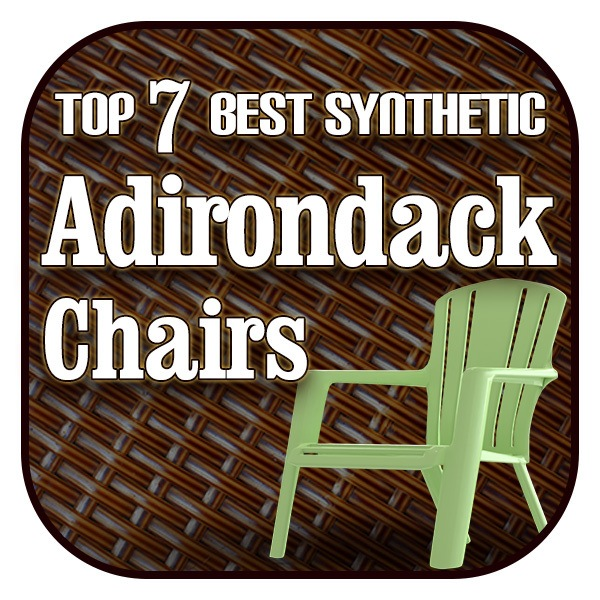 Synthetic Adirondack Chair