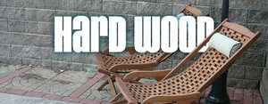 Material_Hardwood chaise Lounge