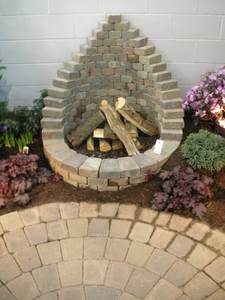 High-Backed-Pit-inground fire pit