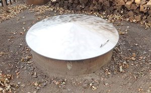 fire pits need to be covered-Lids_Firepit Cover