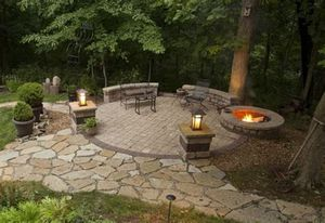 Not-The-Center-of-Attention- Inground Fire Pit